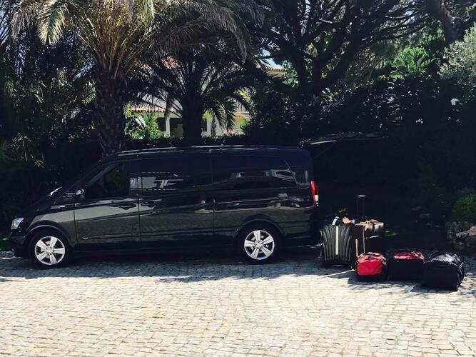 Faro Central Táxis & Chauffeur Service - executive transport company