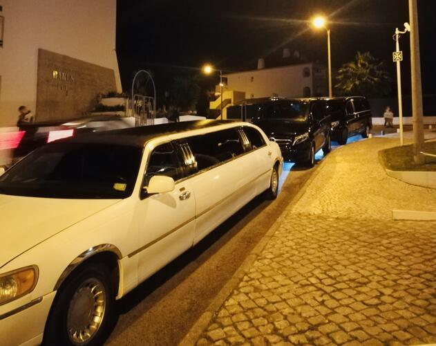 Transporte para Grupos